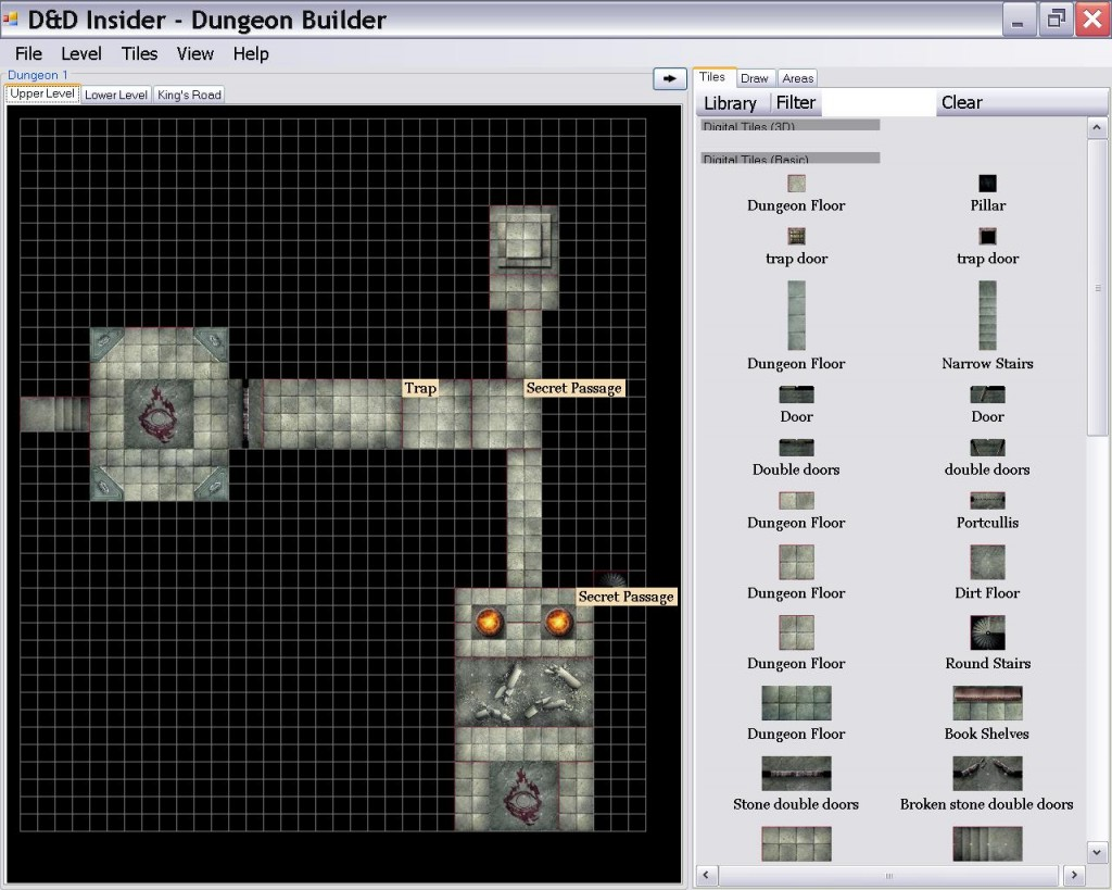 VT Dungeon Builder