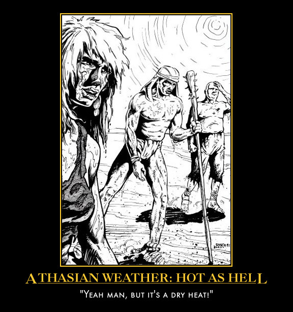 Athasian Weather